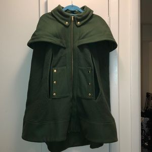 Green Anthropologie Cape